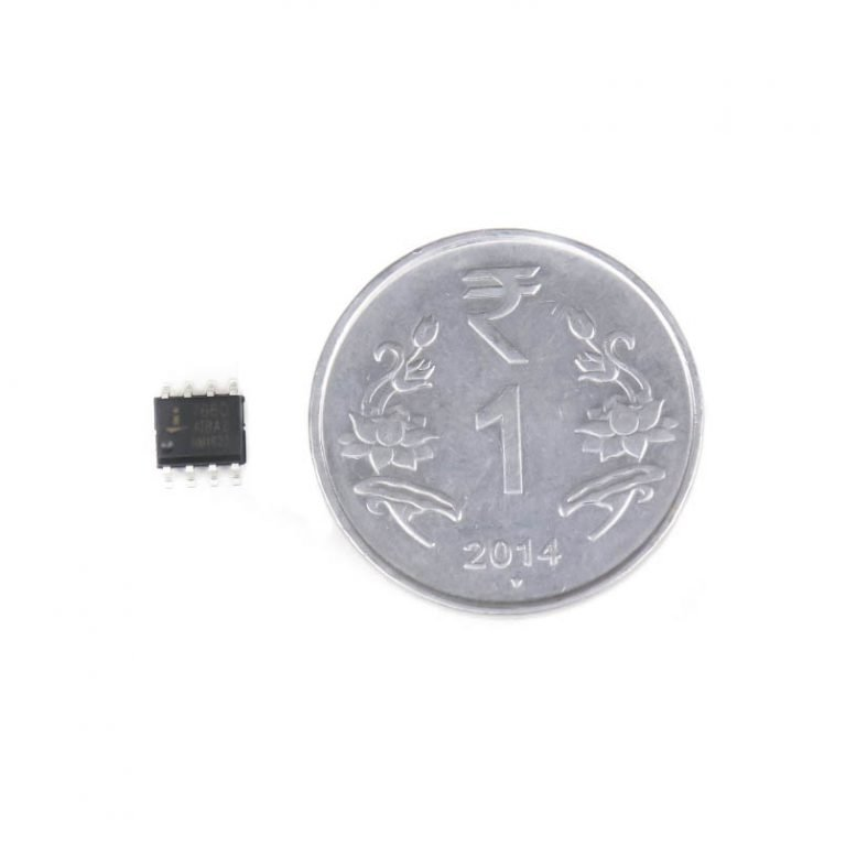 ICL7660 CMOS Voltage Converter IC