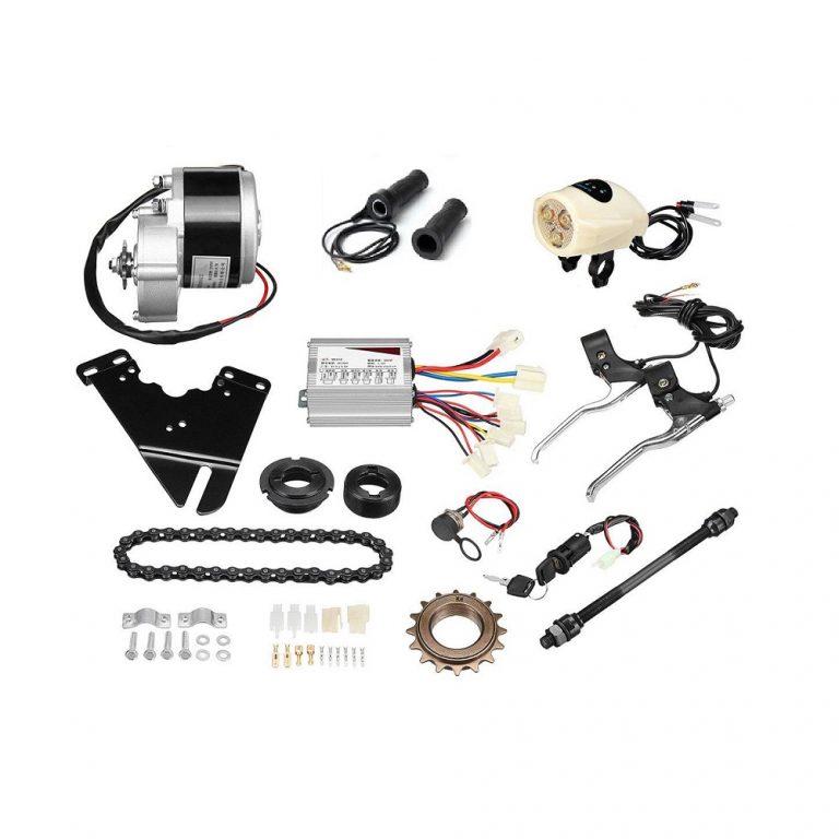 MY1016Z2 24V 250W Motor with E-Bike Combo Kit --- ROBU