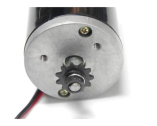 MY6812 150W 24V 2750RPM DC Motor for E-bike Bicycle - ROBU