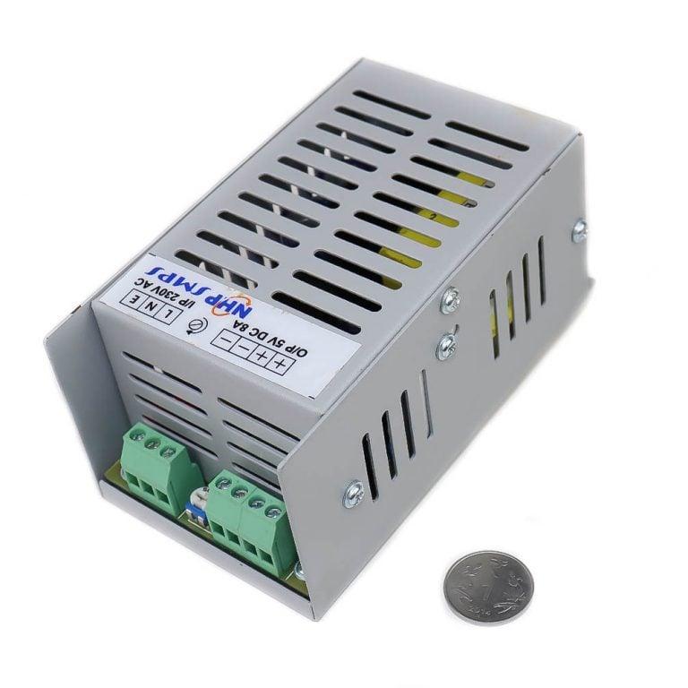 NHP 5V 8A 40W SMPS
