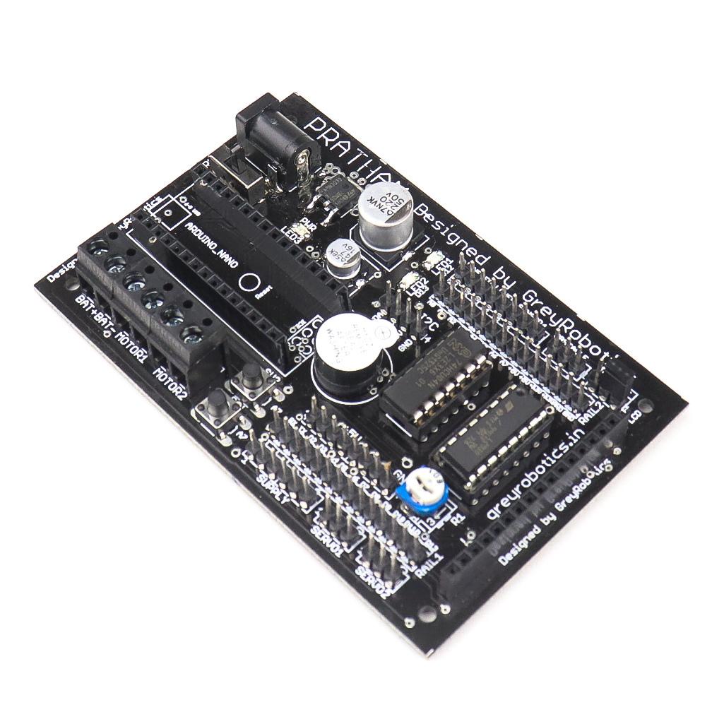 PRATHAM 1.0 Arduino Nano Development Board