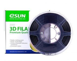 eSun eABS Max 1.75mm 3D Printing Filament 1Kg - Black