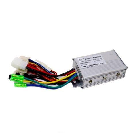 Ebike Brushless Sine Wave Motor Controller 36V for Hub Motor 350W