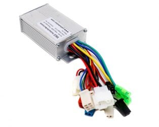 Ebike Brushless Sine Wave Motor Controller 36V for Hub Motor 350W