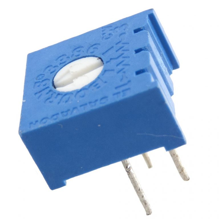 3386P Trimpot Trimmer Potentiometer