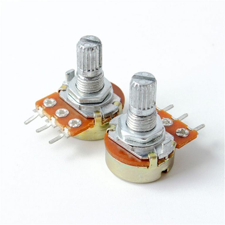 3Pin 15mm Shaft Potentiometer