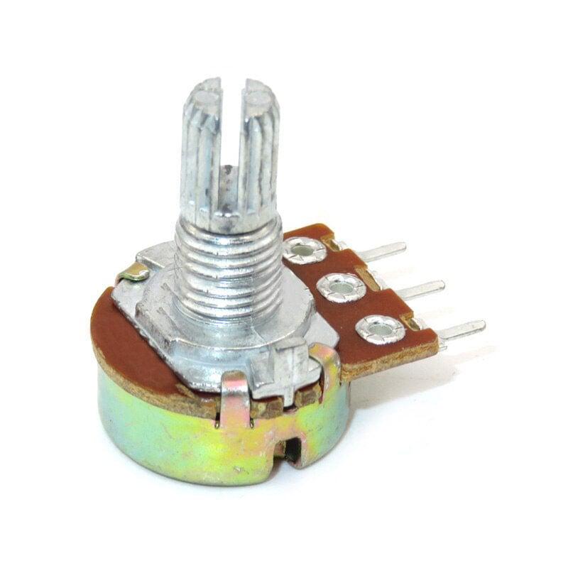 3Pin 15mm Shaft Potentiometer