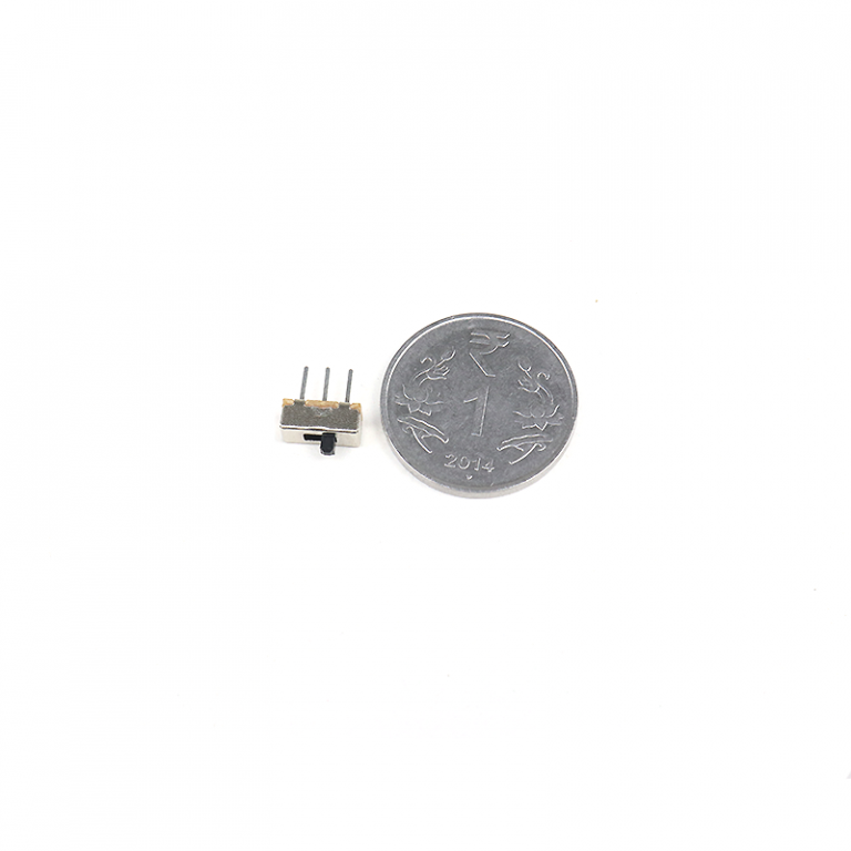 4mm SPDT 1P2T Slide Switch