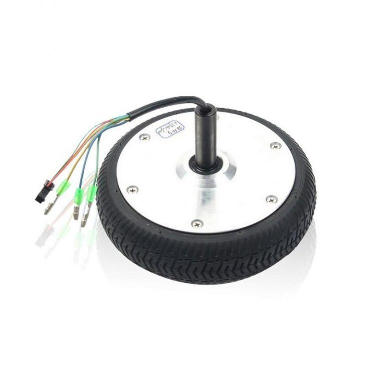 6 Inch 350w 24v Brushless E-bike Wheels Scooter Hub Motor - - - ROBU