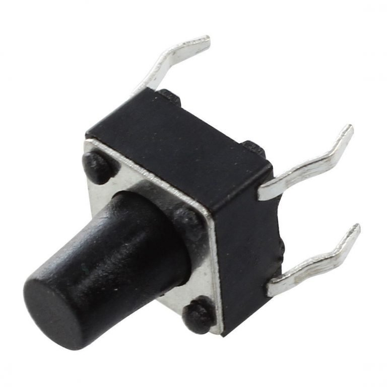 6x6x8mm Tactile Push Button Switch