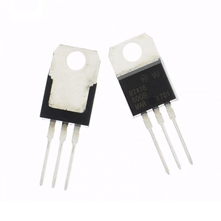 BTA16-600B 600V 16A Triac