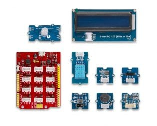 Grove Beginner Kit for Arduino-Seeed Studio