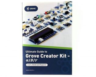 Grove Creator Kit - 𝛃 (30 in 1) Manual