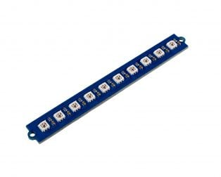 Grove - RGB LED Stick (10 - WS2813 Mini) v1.0