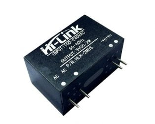 HLK-2M05 AC-DC Power Supply Module 220v to 5v