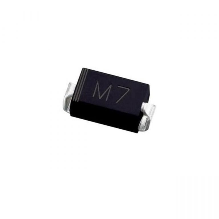 M7 50V 1A Surface Mount Rectifier Diode