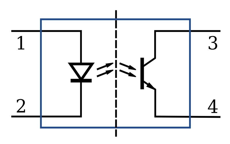Optocoupler Relay