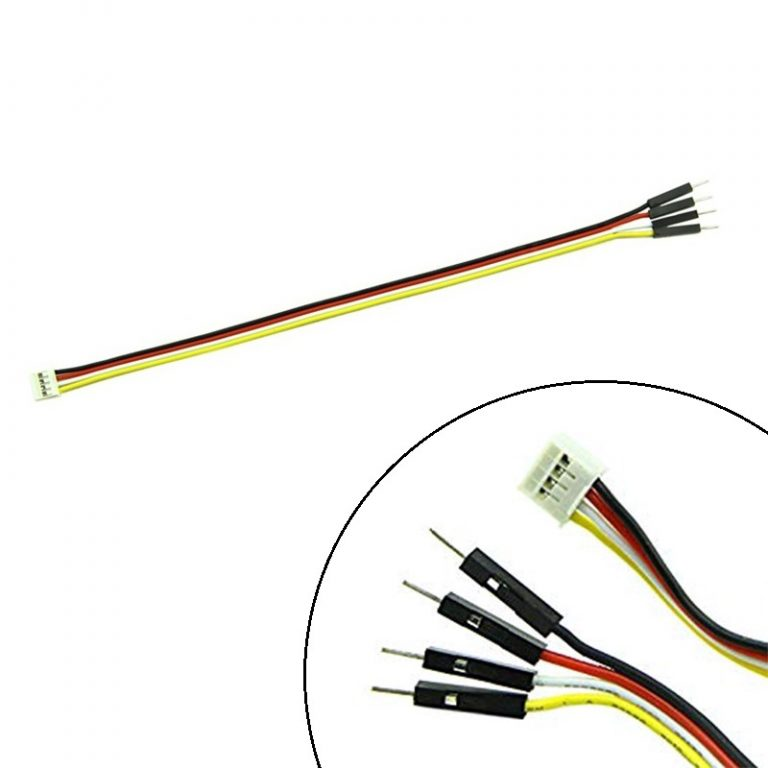 Grove- 4 pin Male Jumper to Grove 4 pin Conversion Cable 20cm