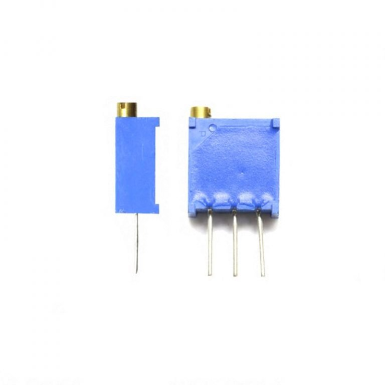 3296W Trimpot Trimmer Potentiometer (Pack of 5)
