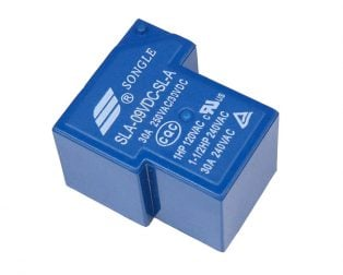 SLA-09VDC-SL-A 4Pin 30A Power Relay