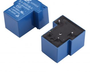 SLA-12VDC-SL-A 4Pin 30A Power Relay