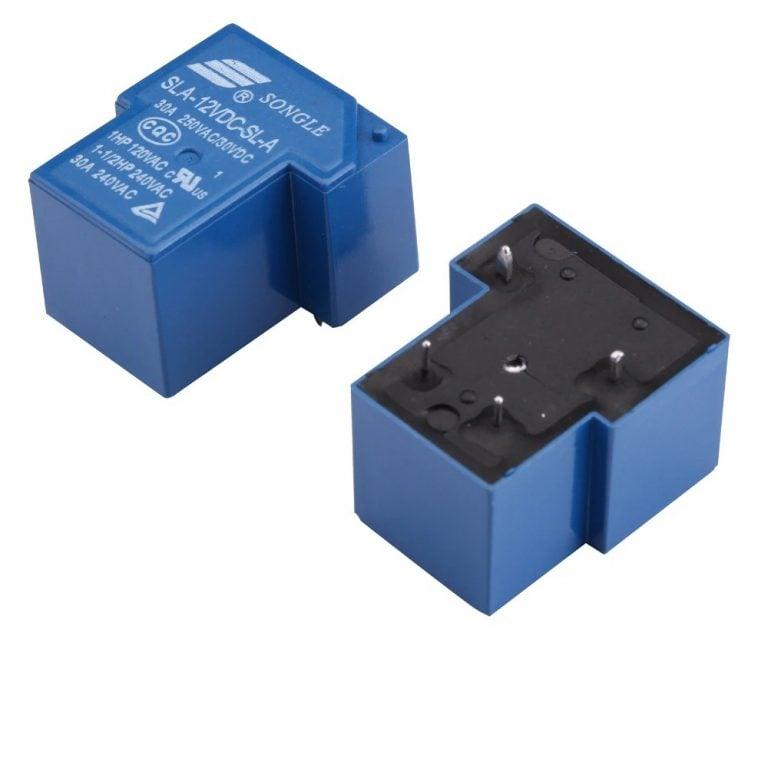 SLA-12VDC-SL-A 4Pin 30A Power Relay
