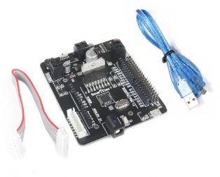 SmartElex L298N Motor Driver with Arduino Uno with USB cable