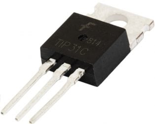 TIP31C NPN Power Transistor