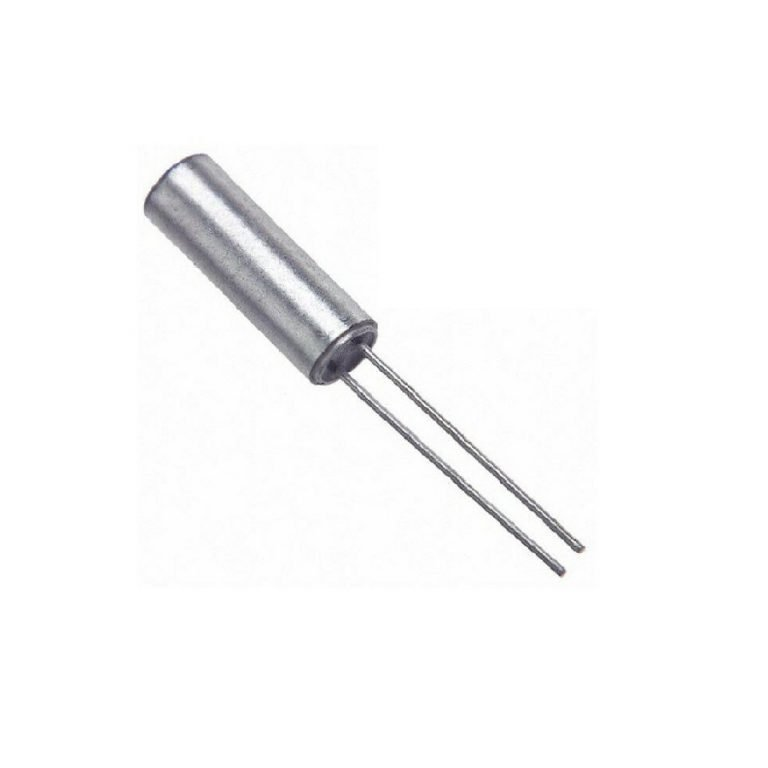 YT38 32.768KHz Cylindrical Crystal Oscillator