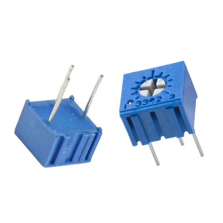 3362P Trimpot Trimmer Potentiometer (Pack of 3)