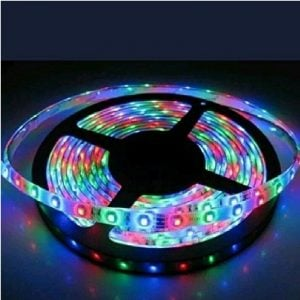 12V RGB 5050 SMD LED Strip- 1Meter
