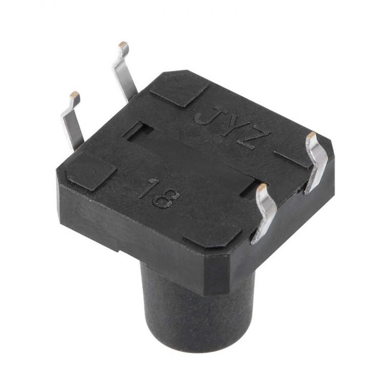 12x12x12mm Tactile Push Button Switch