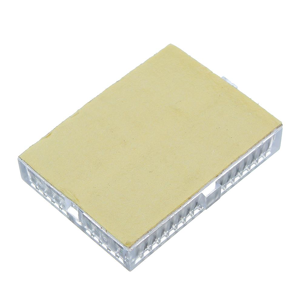 170 pts Mini Breadboard SYB-170 Transparent