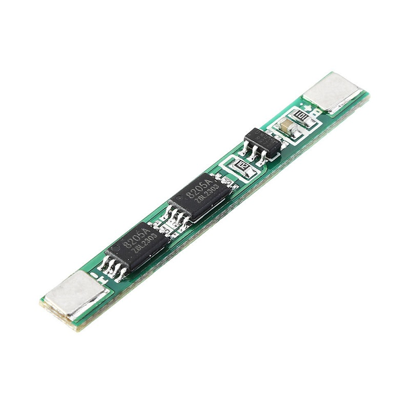 1S 5A 18650 Lithium Battery Protection Board