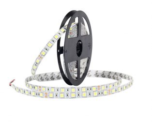 24V Cold White 5050 SMD LED Strip-1Meter