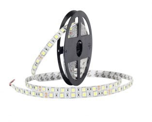 24V Cold White 5050 SMD LED Strip-5Meter