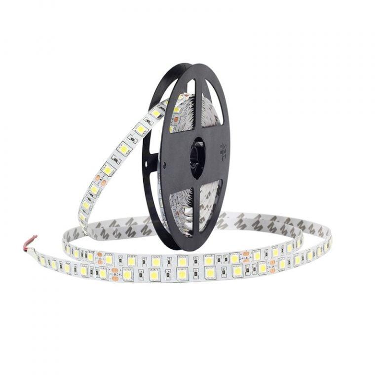 24V Warm White 5050 SMD 5Meter LED Strip