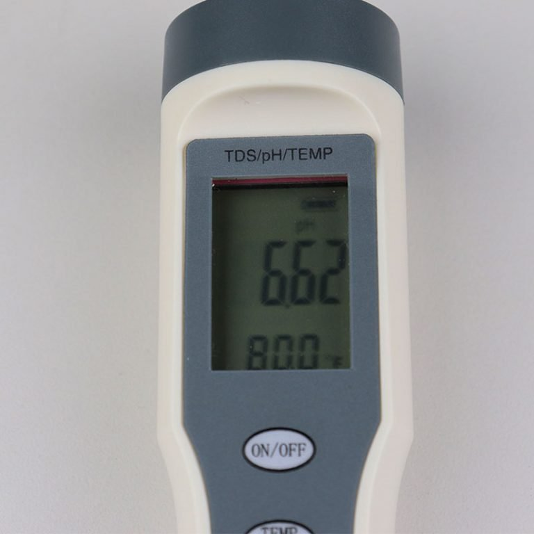 3 in 1 pH, TDS and Temperature Meter
