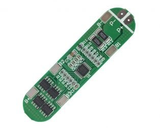 4S 14.8V 10A Lithium battery Protection Board