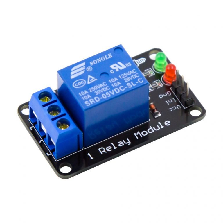 5V 1 Channel Without Light Coupling Relay