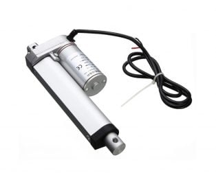 Linear Actuator Stroke Length 100MM,7mm/S,1500N,12V