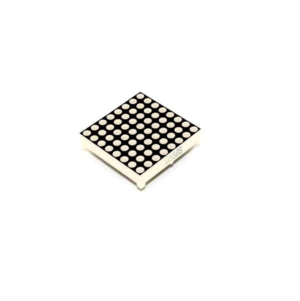 788BS 8x8 1.9mm Red LED Dot Matrix Display 16pin CA