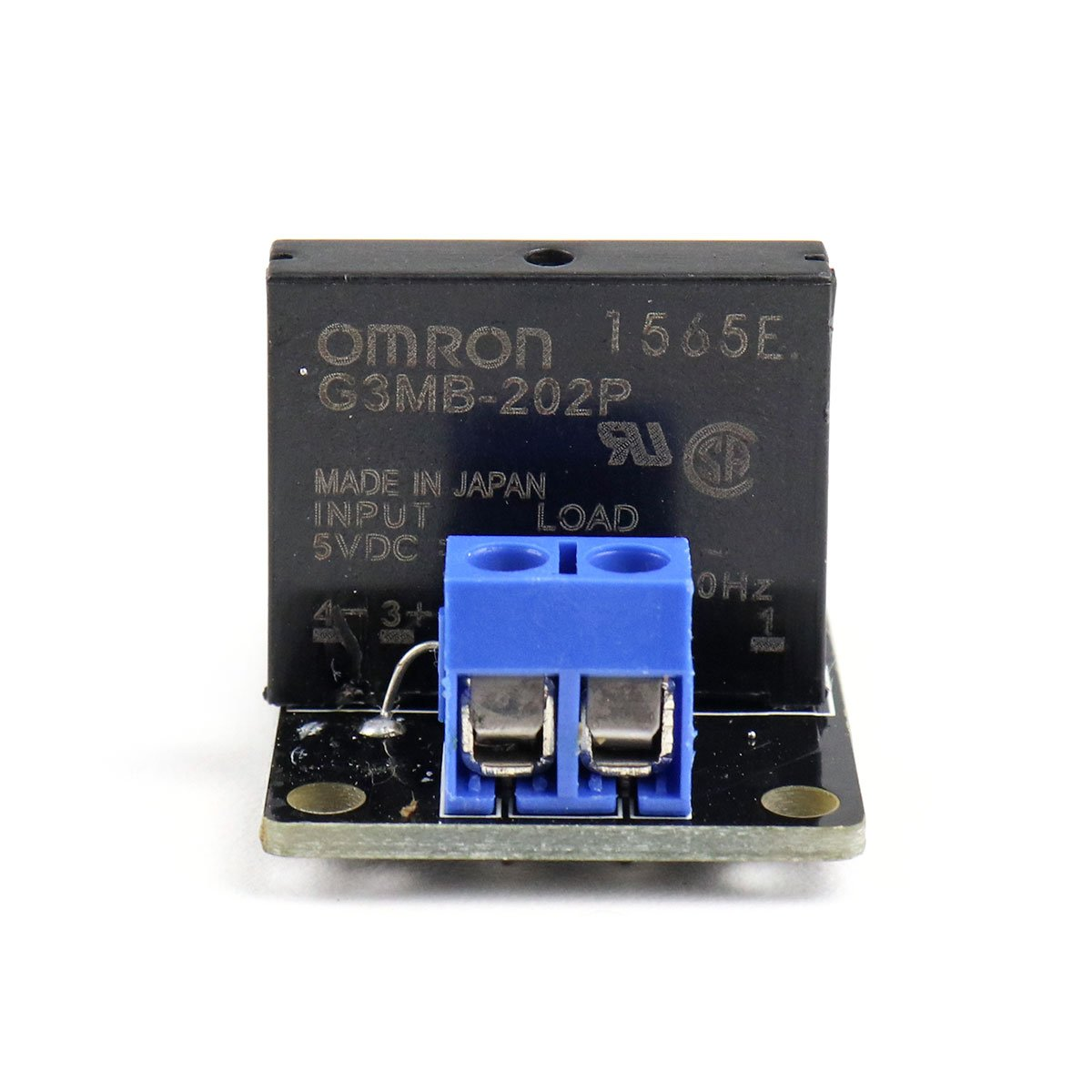 A03B 1 Road 5v Low Level Solid State Relay Module with Fuse SSR 250V 2A Fuse