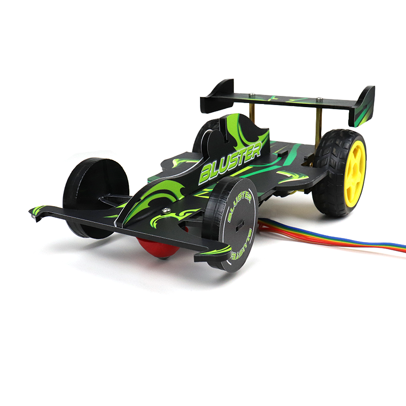 Bluster Vehicle Kit