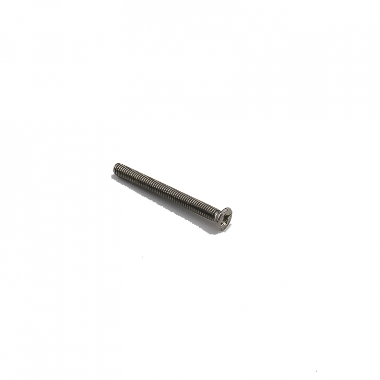EasyMech SS 304 CSK Countersunk Philips Head M3 X 30 mm Bolt