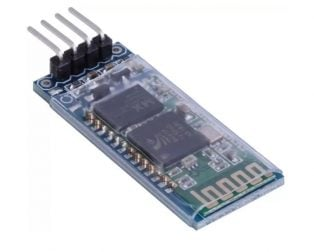 HC-06 4pin Bluetooth Module (Slave) No Button