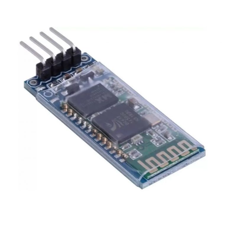 HC-06 4pin Bluetooth Module (Slave) No Button