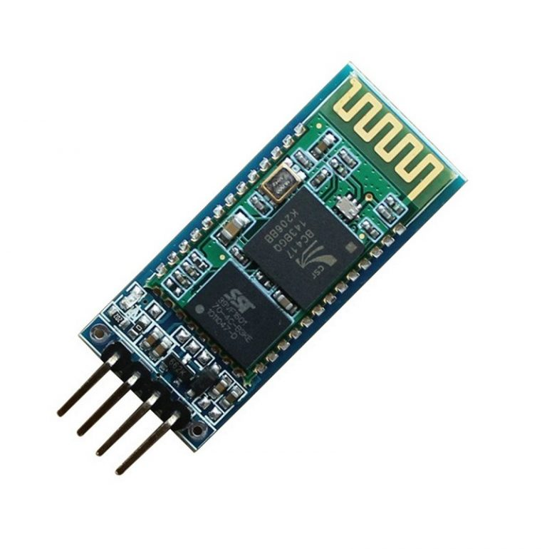 HC-06 6pin Bluetooth Module without Button