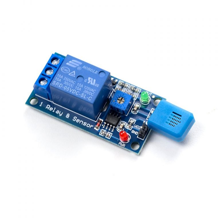 Humidity Sensitive Switch Relay Module