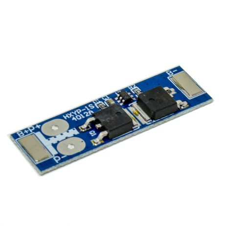 1S 12A 3.6V BMS Battery Protection Board for LiFePo4 Cell